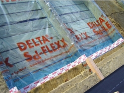 dampfsperre dampfbremse d rken delta sd flexx 75m2 ebay. Black Bedroom Furniture Sets. Home Design Ideas