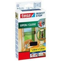 Moskitiera TESA® Okno 1,3m x 1.5m Open/Close 55033